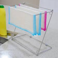 towel stand. 28x25x14cm 4 Layers Stainless Steel Folding Towel Stand Rack Laundry  Kitchen Cloth Hanger Airing Towel Stand N