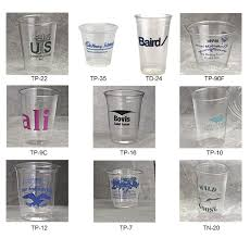 custom printed disposable cups