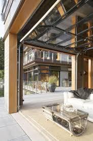 Garage Door Living Room Popular For Glass Roomglass Astounding ...