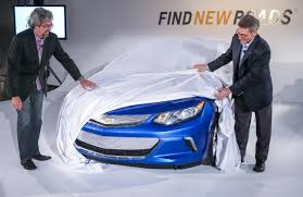 new car launches in january 2014UPDATED 2016 Chevrolet Volt To Launch In January What We Know So Far