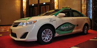 Arabia Taxi expands Toyota Camry Hybrid fleet for greener Dubai ...