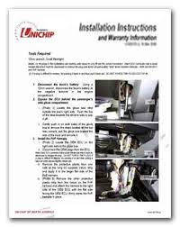 unichip 2013 scion fr s tuning chip car tuning installation instructions for fr s