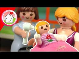 playmobil kinderklinik film mia hat