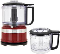 kitchenaid food processor 7 cup. kitchenaid 3.5-cup one-touch 2-speed chopper with extra bowl kitchenaid food processor 7 cup