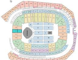 Seating Chart Target Center Garth Brooks Garth Brooks Tickets Us Bank Friday 5 3 2019 Minneapolis
