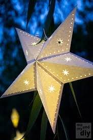 mindblowing beautiful star shaped diy paper lanterns that will beautify your special moments homesthetics