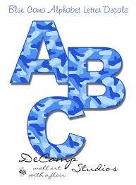 alphabet letter wall art nursery wall decor blue alphabet letter wall decals kids room by animal