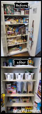 my pantry is very deep and things tend to get lost in it s depths i spent 1 day ping and organizing and came up with some solutions