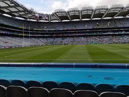 Croke Park Section 308 Home Of Dublin Gaa