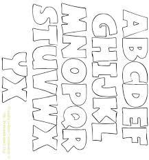 Book Template Blank Google Docs Printable Alphabet Mini