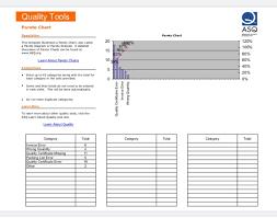 Pareto Chart Asq Quality Tools Pareto Chart Aso Desc Parete Chart 9