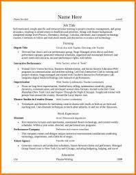 Relevant Coursework Resume Relevant Coursework Cv Resume Listing