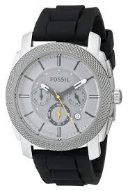 fossil men s fs4950 analog display analog quartz black watch fossil men s fs4950 analog display analog quartz black watch
