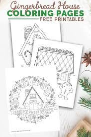 Coloring Pages 55 Excelent Gingerbread House For Coloring Photo