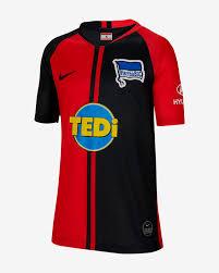 Hertha Bsc 2019 20 Stadium Away Older Kids Football Shirt