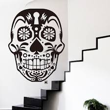 Small Picture Skeleton Wall Decal Reviews Online Shopping Skeleton Wall Decal