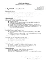 Examples Of Core Competencies For Resume Core Competencies Resume