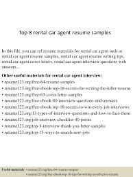 Rental Resume Top10000rentalcaragentresumesamples10050723010000510035lva100app61000092thumbnail100jpgcb=100100376100100726 44