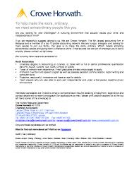 Cover Letter Internal Audit Letter Sample Internal Audit