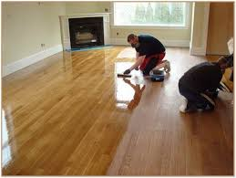 clean laminate flooring