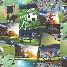 325273 fine decor football collage wallpaper 2 edit