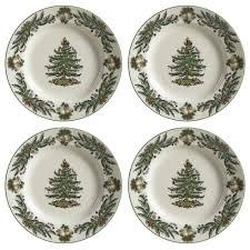 Spode Christmas Tree Garland Dinner Plate | Christmas Tree Shops andThat!
