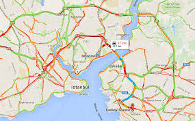 google maps now shows traffic information, predicts travel time on Google Maps Travel Time google maps now shows traffic information, predicts travel time on turkey's roads google maps travel time in seconds