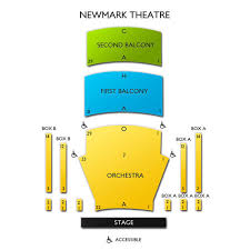 Newmark Theater Seating Chart Oregon Ballet Annual School Performance Portland Tickets