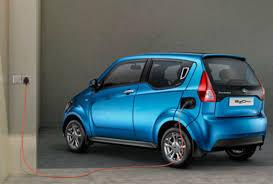 new car launches of mahindraMahindra E2O Plus Mahindra launches new electric car e2oPlus