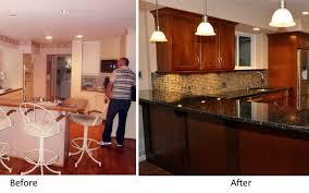 quartz counters kitchen remodel