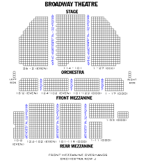 King Kong Seating Chart Broadway Theatre Playbill