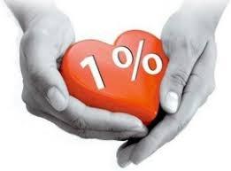 Znalezione obrazy dla zapytania 1% PODZIĘKOWANIA