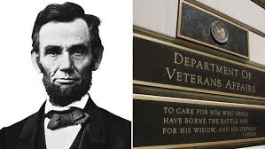 Quotes By Abraham Lincoln Impressive VA Should Drop Lincoln Quote As Official Motto Group Says Fox News