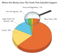 Food Pie Chart Usda Usda Dietary Guidelines A Clash In Governance Public