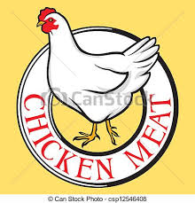 chicken meat clipart. Plain Meat Chicken Meat Label On Chicken Meat Clipart T