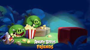 Angry birds friends angry birds movie wingman GIF - Find on GIFER