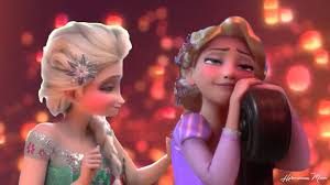 <b>Elsa</b> + <b>Rapunzel Girls</b> like <b>girls</b> - YouTube