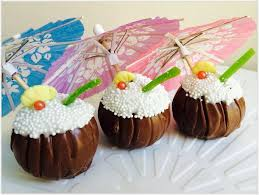 Chocolate Coconut Cake Pops Hondudiariohncom Hawaiian Cake Pops