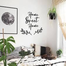 HOAGARD | Home Sweet Home, Metall-Wandkunst