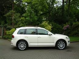2009 Volkswagen Touareg W12 R Line – Specialized Vehicle Solutions