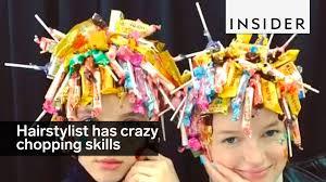 tokyo based hairstylist has insane chopping skills tokyo based hairstylist has insane chopping skills