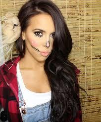 cute scarecrow makeup photo 25