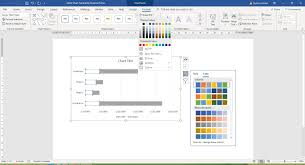How To Make A Gantt Chart In Word Step By Step W Pictures