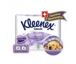 Туалетная бумага <b>Kleenex</b> – купить влажную бумагу и сменные ...