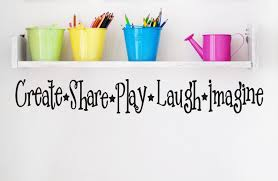 5 wonderful options of playroom wall art for highly characterized look of kids room