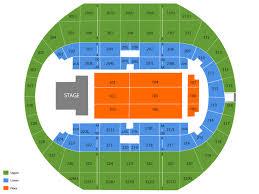 Von Braun Center Arena Seating Chart And Tickets