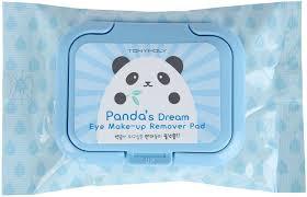 tony moly panda s dream eye make up remover pad купить Тони Моли Салфетки для снятия макияжа в интернет магазине parfum
