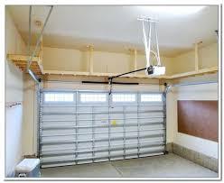 garage shelving design overhead garage storage plans more garage shelving ideas wood garage shelving design