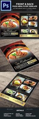 Restarunt Brochure New 48 Best Menu Flyer Images On Pinterest Graph Design Restaurant