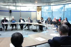 Actors Round Table Syrian Round Table Discussion Political Actors Need To Take